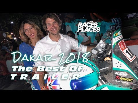 Races to Places – Best of Dakar 2018 TRAILER