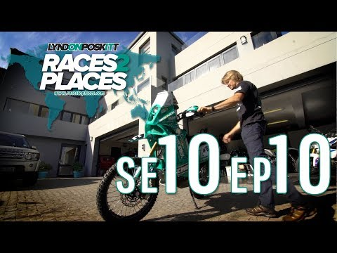 Races To Places SE10 EP10 – Adventure Motorcycling Documentary Ft. Lyndon Poskitt