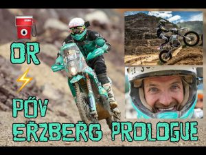 Erzberg Rodeo Prologue POV Factory Rally and Electric Bike