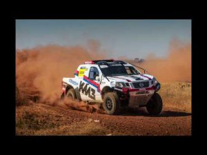 Red-Lined Nissan Navara T1 Training Session with Lyndon Poskitt of Races to Places