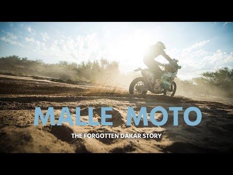 Malle Moto – The Forgotten Dakar Story