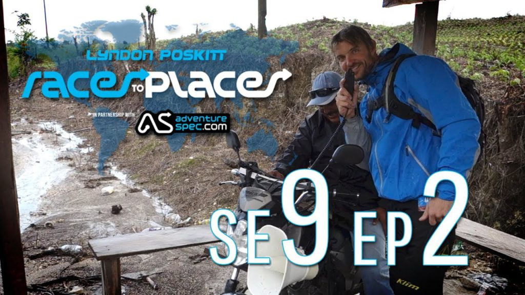 Races To Places SE9 EP2 Ft. Lyndon Poskitt – Adventure Motorcycling Documentary