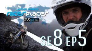 Adventure Motorcycling Documentary Races To Places SE8 EP5 Ft. Lyndon Poskitt