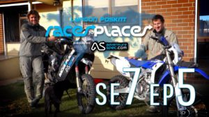 Adventure Motorcycling Documentary   Races To Places   SE7 EP5 Ft Lyndon Poskitt