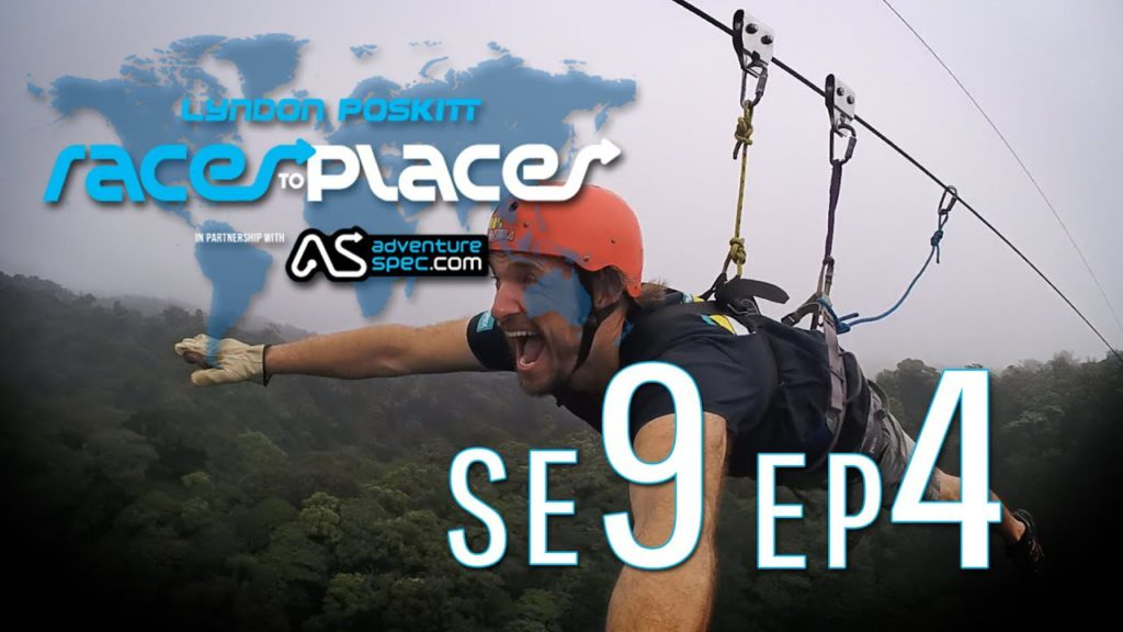 Adventure Motorcycling Documentary Races To Places SE9 EP4 Ft. Lyndon Poskitt