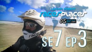Adventure Motorcycling Documentary   Races To Places   SE7 EP3  Ft Lyndon Poskitt