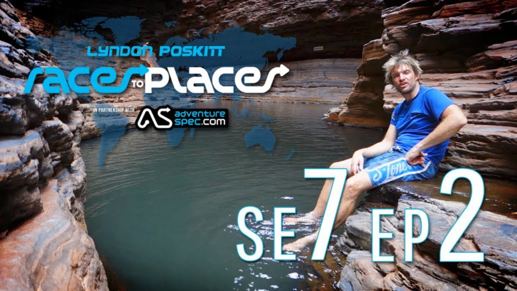 Adventure Motorcycling Documentary   Races To Places   SE7 EP2 Ft Lyndon Poskitt