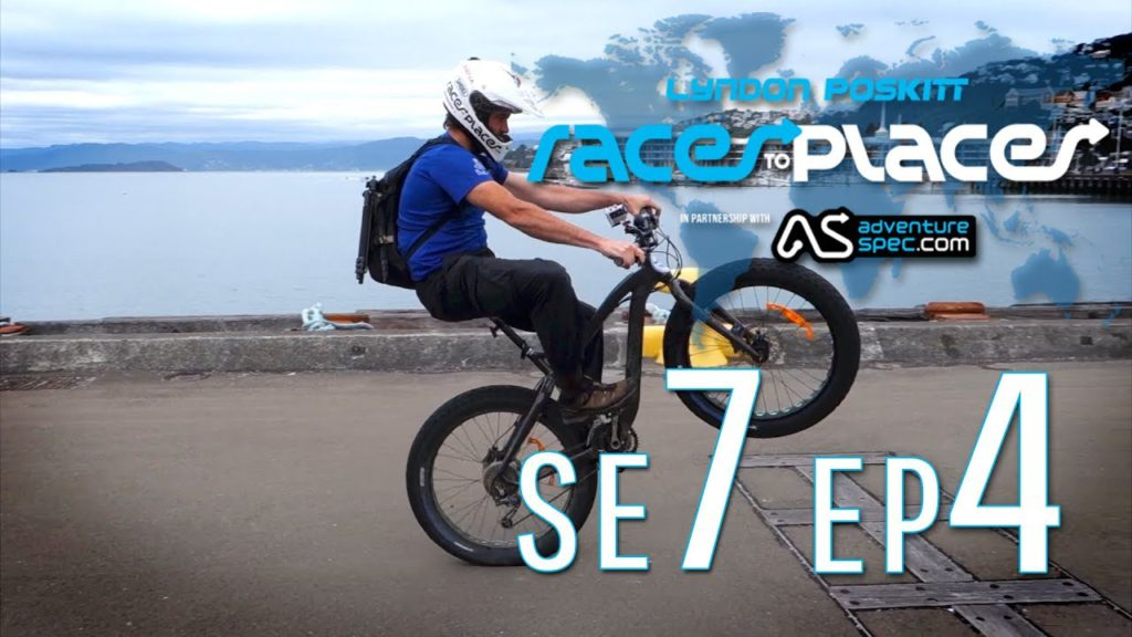 Adventure Motorcycling Documentary   Races To Places   SE7 EP4 Ft Lyndon Poskitt