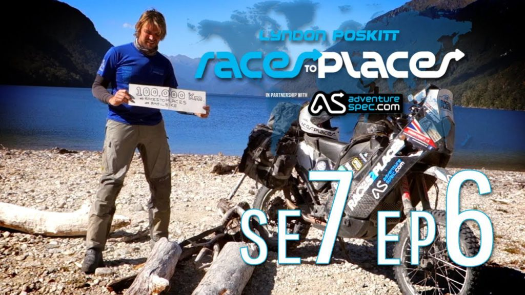 Adventure Motorcycling Documentary   Races To Places   SE7 EP6 Ft Lyndon Poskitt