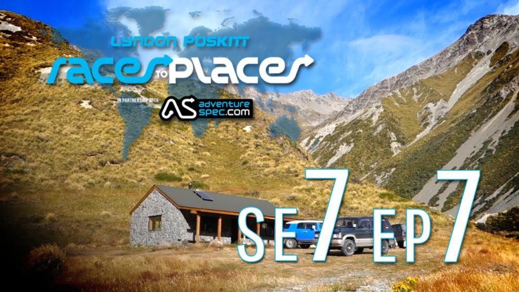 Adventure Motorcycling Documentary   Races To Places   SE7 EP7  Ft Lyndon Poskitt