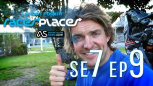 Adventure Motorcycling Documentary Races To Places  SE7 EP9 Ft Lyndon Poskitt