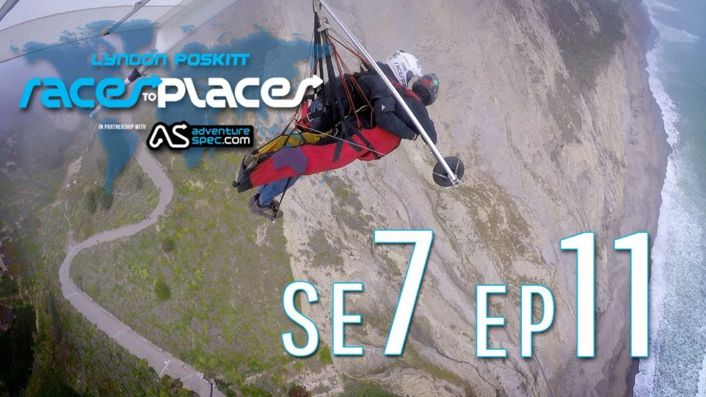 Adventure Motorcycling Documentary   Races To Places SE7 EP11 Ft  Lyndon Poskitt