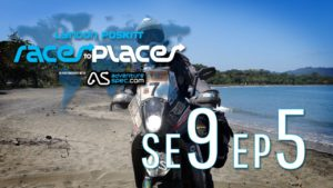Adventure Motorcycling Documentary Races To Places SE9 EP5 Ft. Lyndon Poskitt