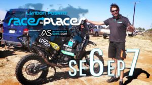 Adventure Motorcycling Documentary – Races To Places SE6 EP7 ft. Lyndon Poskitt