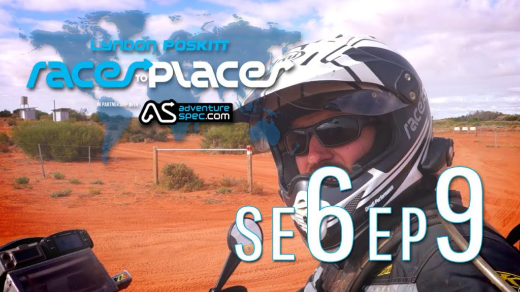 Read more about the article Adventure Motorcycling Documentary   Races To Places   SE6 EP9 Ft  Lyndon Poskitt
