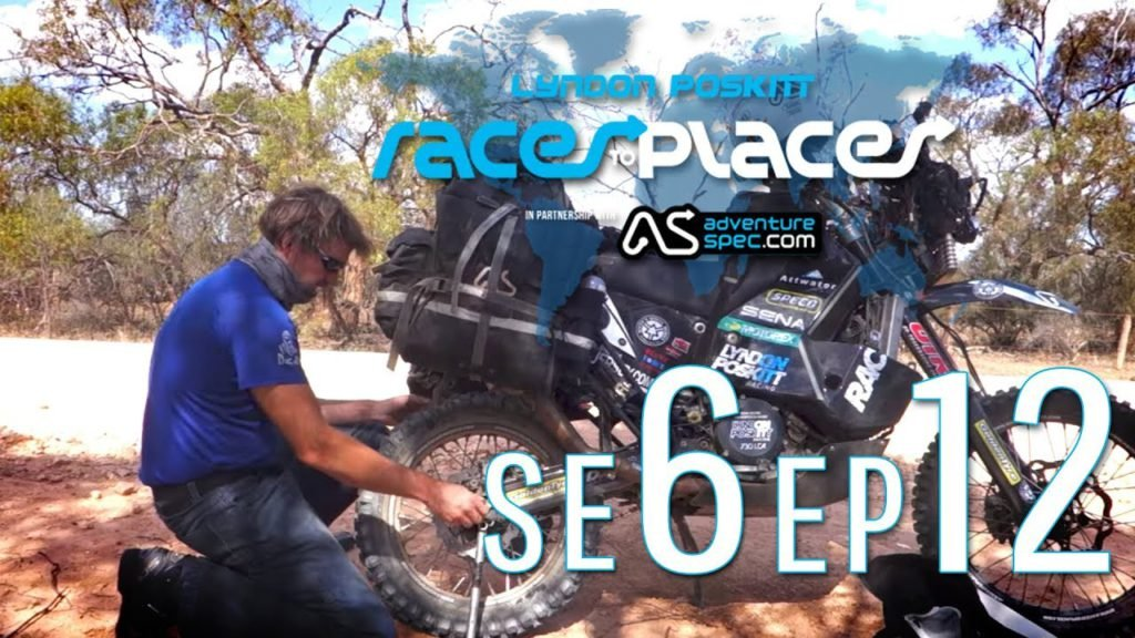 Read more about the article Adventure Motorcycling Documentary   Races To Places   SE6 EP12 Ft  Lyndon Poskitt
