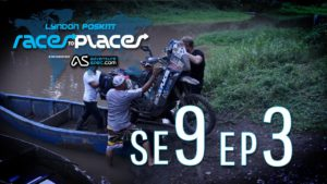 Adventure Motorcycling Documentary   Races To Places   SE9 EP3 Ft  Lyndon Poskitt