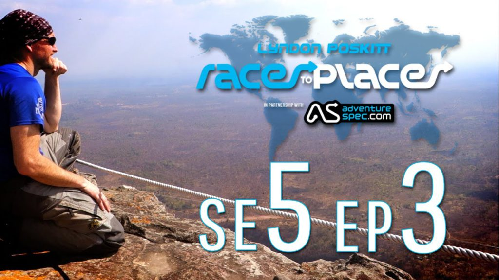 Adventure Motorcycling Documentary – Races To Places – SE5 EP3 Ft. Lyndon Poskitt