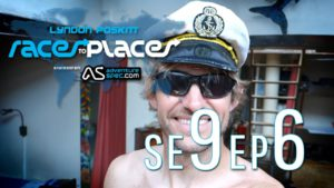 Adventure Motorcycling Documentary Races To Places SE9 EP6 Ft. Lyndon Poskitt