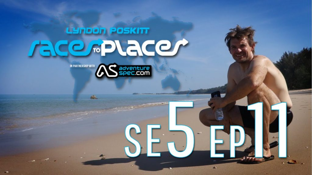 Adventure Motorcycling Documentary   Races To Places   SE5 EP11 Ft  Lyndon Poskitt