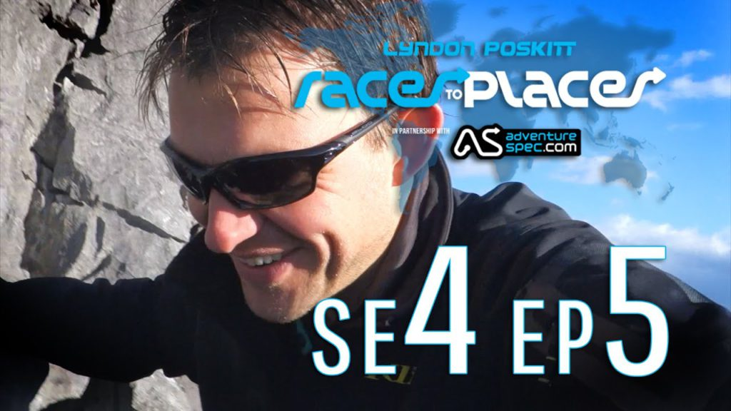 Adventure Motorcycling Documentary – Races To Places SE4 EP5 – Ft. Lyndon Poskitt