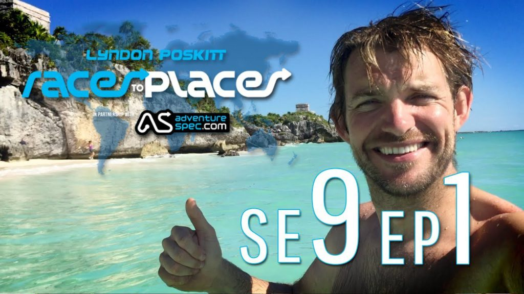 Races To Places SE9 EP1 Ft. Lyndon Poskitt – Adventure Motorcycling Documentary