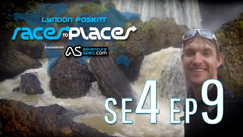 Adventure Motorcycling Documentary – Races To Places SE4 EP9 Ft. Lyndon Poskitt