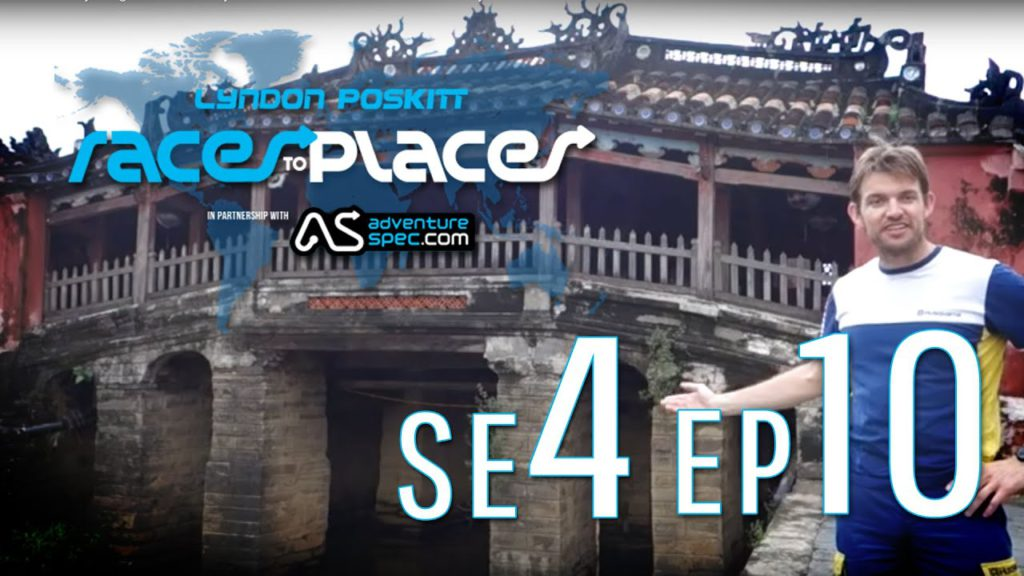 Adventure Motorcycling Documentary – Races To Places SE4 EP10 Ft. Lyndon Poskitt