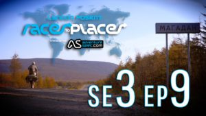 Adventure Motorcycling Documentary Races To Places SE3 EP9 Ft. Lyndon Poskitt
