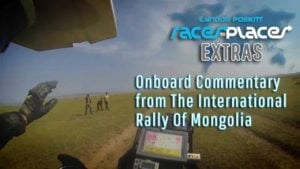 Races To Places International Rally Of Mongolia Lyndon Poskitt Onboard Commentary