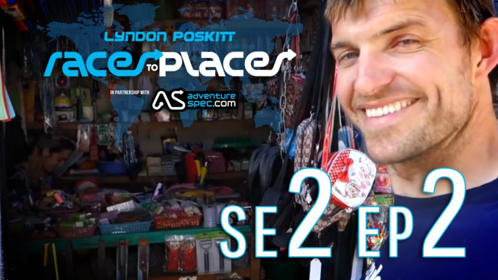 Read more about the article Adventure Motorcycling Documentary – Races To Places SO2 EP2 Ft. Lyndon Poskitt – Riding Solo