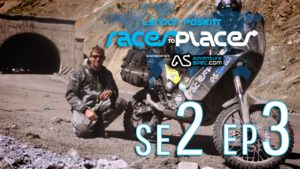 Adventure Motorcycling Documentary – Races To Places SO2 EP3 Ft Lyndon Poskitt