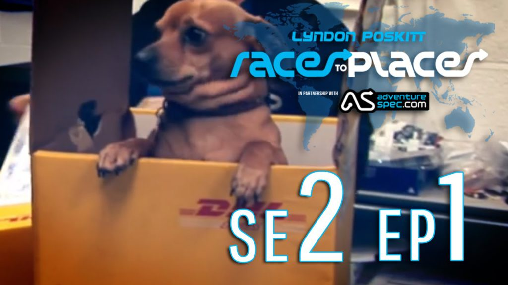 Read more about the article Adventure Motorcycling Documentary – RACES TO PLACES S02 E01 Ft. Lyndon Poskitt