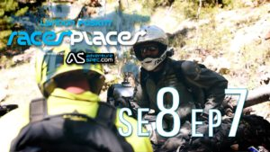 Adventure Motorcycling Documentary Races To Places SE8 EP7 Ft. Lyndon Poskitt