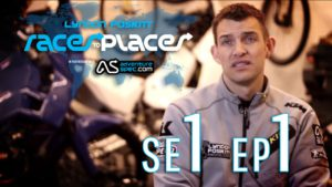 Adventure Motorcycling Documentary – RACES TO PLACES SO1 EP1 Ft. Lyndon Poskitt