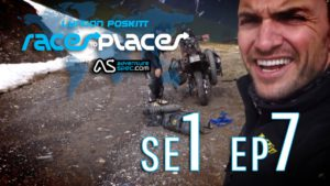 Adventure Motorcycling Documentary – RACES TO PLACES SO1 EP7 Ft. Lyndon Poskitt