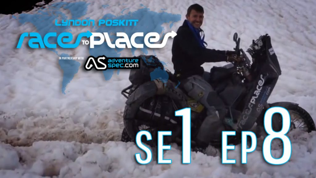 Read more about the article Adventure Motorcycling Documentary – RACES TO PLACES SO1 EP8 Ft. Lyndon Poskitt