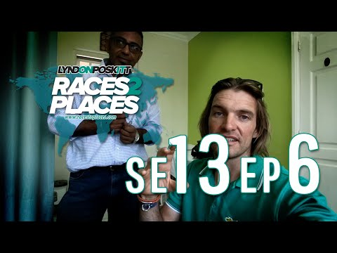 Races to Places SE13 EP6 – Broken! – Motorcycle Travel Documentary Ft. Lyndon Poskitt