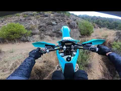 Onboard Footage – Hard Enduro Training November 2020