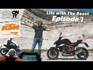 Life With The Beast Episode 1 – KTM 1290 SuperDuke R