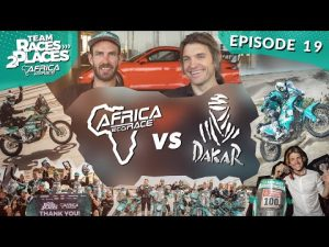 Race 2 Dakar 2020, Africa Eco rally Race, Team Races to Places Ep.19 with Lyndon Poskitt
