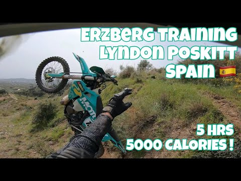 Hard Enduro Training with Lyndon Poskitt