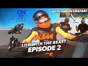 Life With The Beast Episode 2 – KTM 1290 SuperDuke R