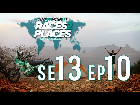 Races to Places SE13 EP10 – Adventure Motorcycling Documentary Ft. Lyndon Poskitt
