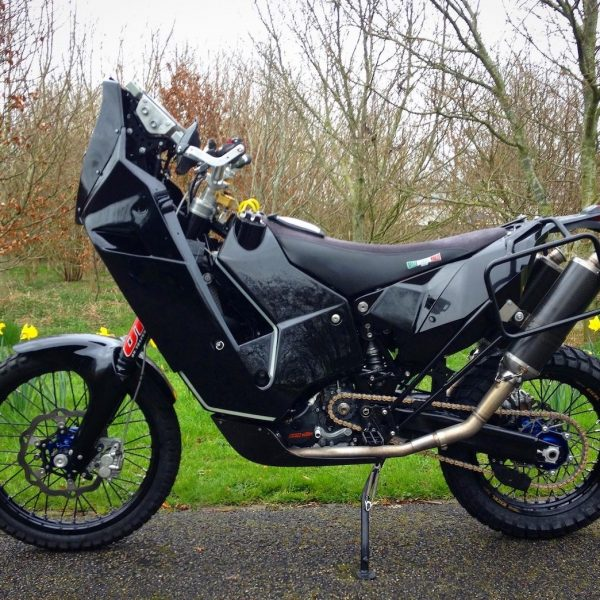 New Build **SOLD** – LPR 732cc Factory Rally Adventure