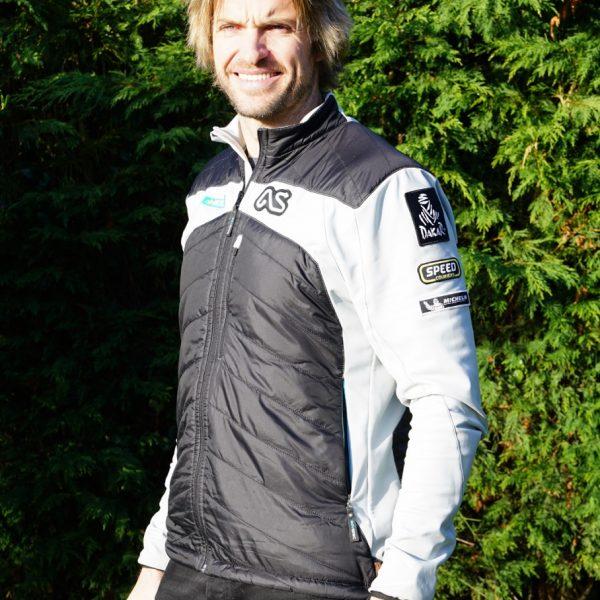 Lyndon Poskitt Racing, Races To Places Hybrid Jacket