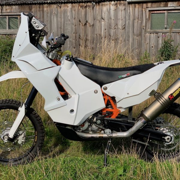 KTM 450 Factory Rally 2011 – Fully Rebuilt **SOLD** (Please contact us for others)