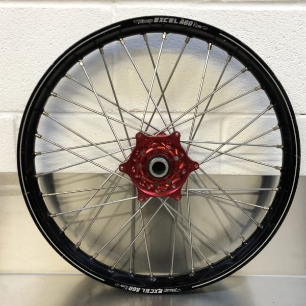 Used Talon Front Wheel KTM 690 / Husqvarna 701 Red hub
