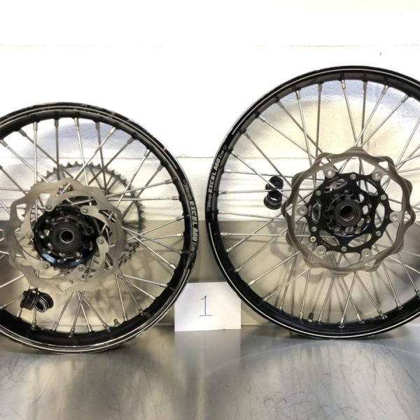 Used Woody's Wheel Works KTM Enduro Wheels (1)