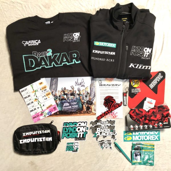 Team Races 2 Places Ultimate Supporter Package